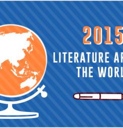 Literature Around the World in 2015!