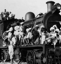 'BUT WHAT ABOUT THE RAILWAYS …?' ​​THE MYTH OF BRITAIN'S GIFTS TO INDIA : SHASHI THAROOR