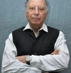 The shadow of the past by Keki Daruwalla