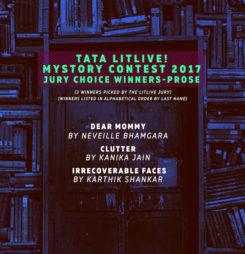 Tata Litlive MyStory Contest 2017 – Jury Selection : Prose