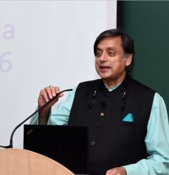 Five major trends Shashi Tharoor sees emerging in Indian politics in 2018